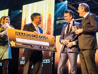 Wie wint dit jaar de Nationale Business Succes Award?
