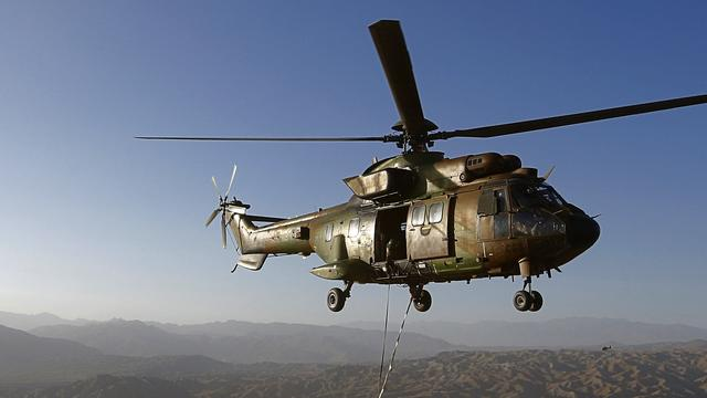 Twaalf Turkse soldaten omgekomen bij helikoptercrash