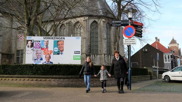 Kandidaten niet meer welkom als stembureaulid in Reimerswaal