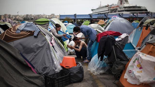 Herplaatsing vluchtelingen EU-landen loopt ver achter