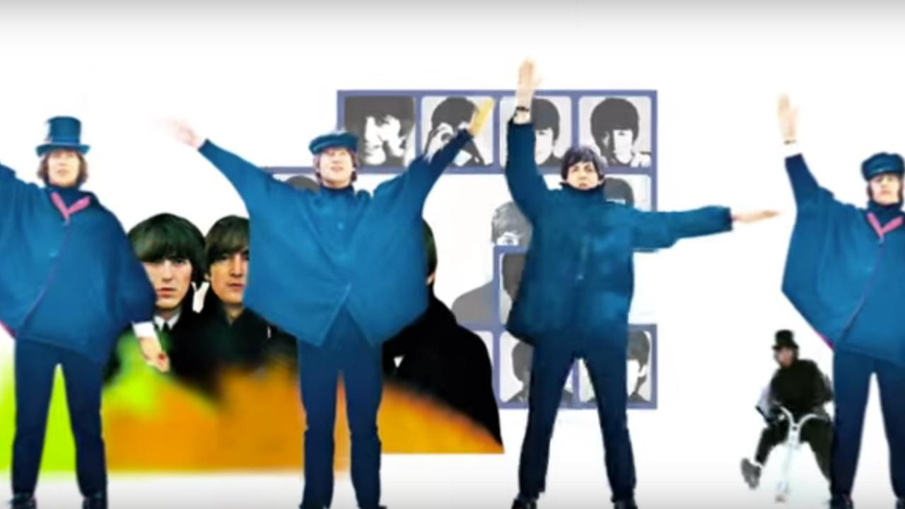 The Beatles op streamingdiensten