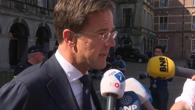 Rutte en Buma gaan nog steeds voor coalitie met vier partijen
