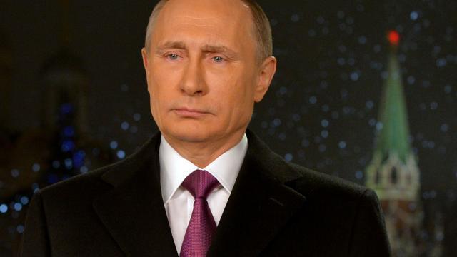 Poetin bestempelt VS als 'potentieel gevaarlijk'