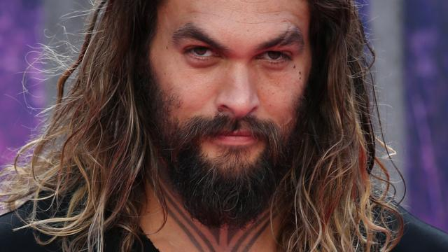 Jason Momoa heeft hoofdrol in remake The Crow