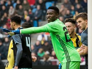'Racisme hoort niet in het stadion thuis en moet worden aangepakt'