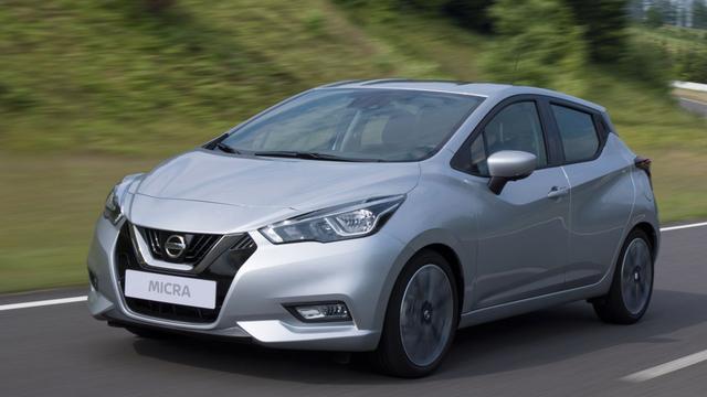 Nissan Micra volledig nieuw
