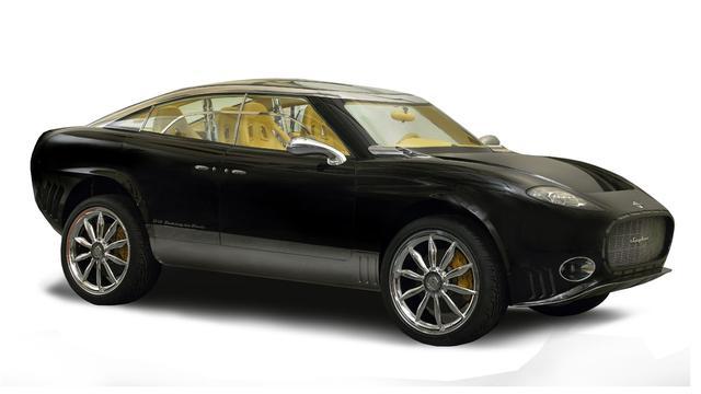Spyker komt met hybride super-SUV
