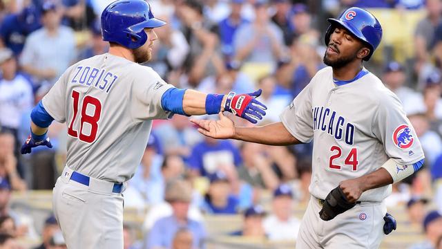Chicago Cubs na zege dicht bij historische finaleplaats in MLB