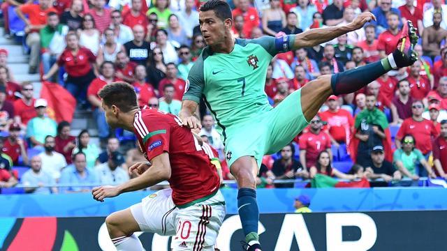 Journalisten mogen Ronaldo niets vragen op persconferentie