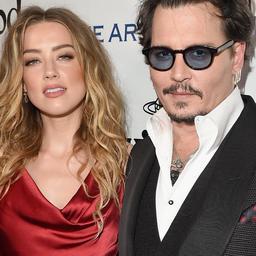 Amber Heard wil contactverbod voor ex Johnny Depp