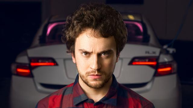 Hacker George Hotz geeft Comma One gratis weg