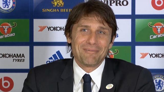 Conte is 'boos' dat Diego Costa geen chocoladetaart wilde delen