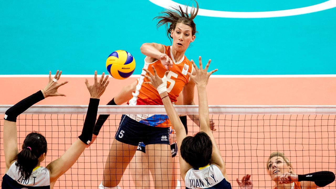Vooruitblik dag 15: 'Zware opgave voor handbalsters en volleybalsters'