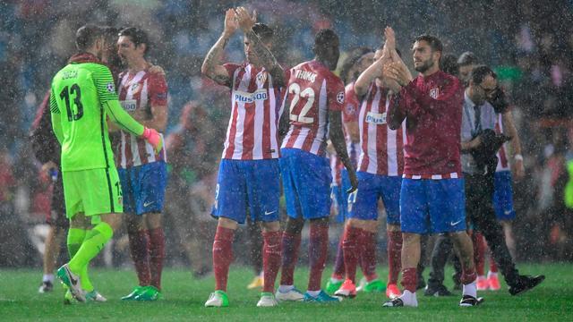Simeone spreekt na uitschakeling van 'magische avond' voor Atletico