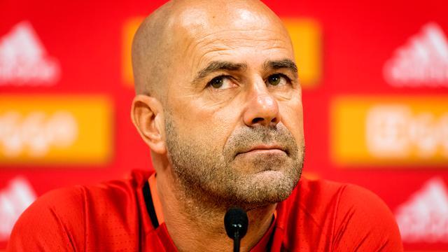 Ajax-trainer Bosz jaagt tegen PAOK op eerste Europese zege ooit als trainer
