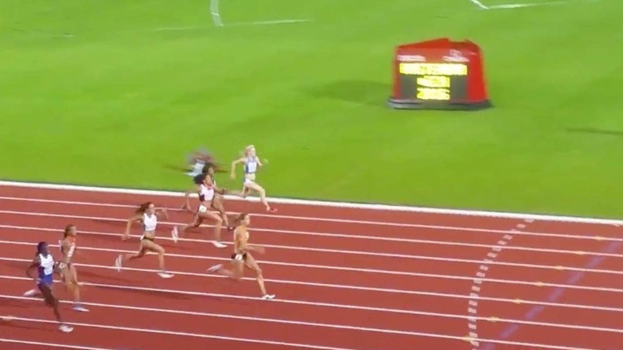 Dafne Schippers pakt goud op 100 meter bij EK