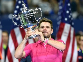 Zwitser houdt Novak Djokovic af van derde titel in New York