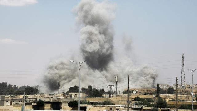 Rusland ziet toestellen VS-coalitie boven Syrië als 'legitiem doelwit'