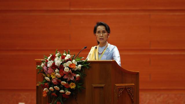 Nieuwe vredesgesprekken Myanmar van start