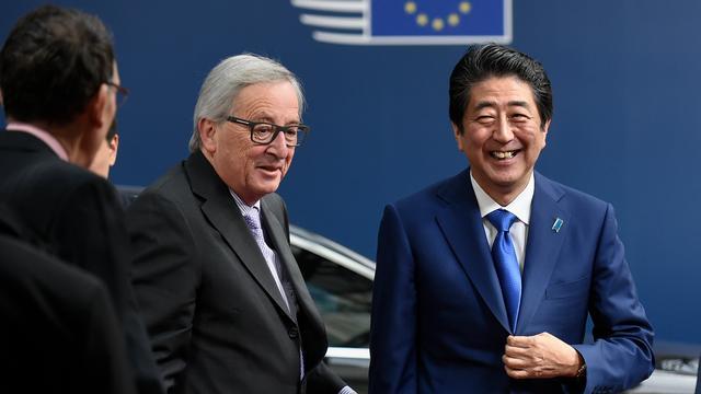 Japan en EU sluiten vrijhandelsdeal