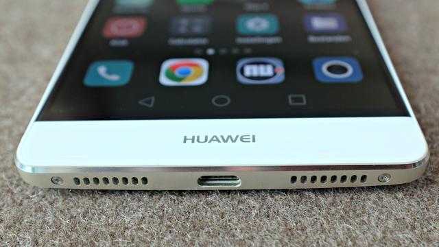 'Huawei pakt derde positie op smartphonemarkt in 2015'