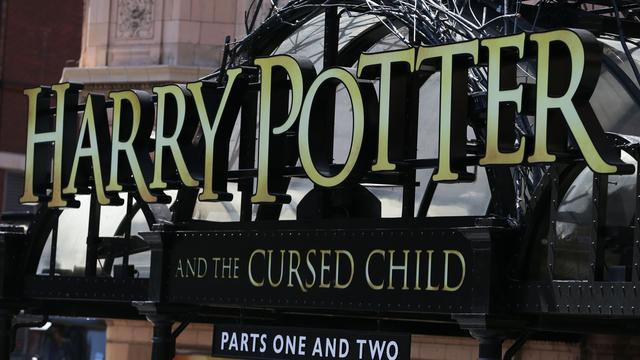 'Harry Potter-toneelstuk binnen twee jaar te zien op Broadway'
