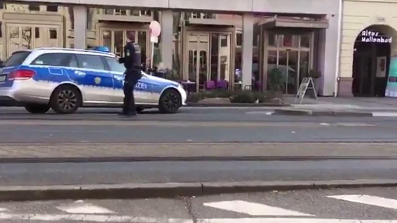 Politie schiet verdachte van inrijden op voetgangers in Duitsland neer