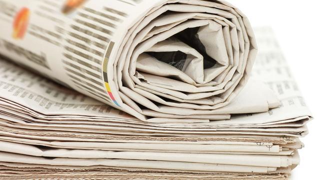 Veel Volkskrant-artikelen in examens Nederlands