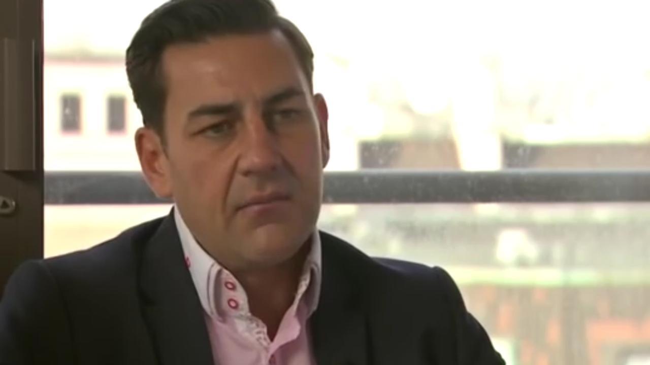 Oud-profvoetballer Andy Woodward over seksueel misbruik jeugdtrainer