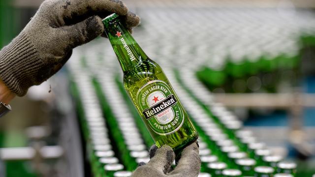 Heineken weet vooral meer duurder bier te verkopen