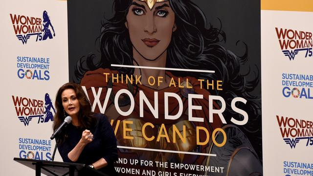 Frustratie over benoeming Wonder Woman bij VN