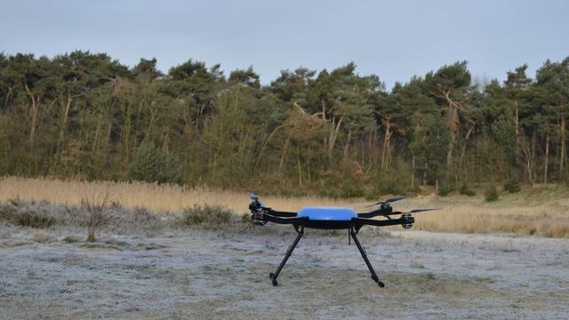 Ondernemers balen van strenge regels voor testen drones