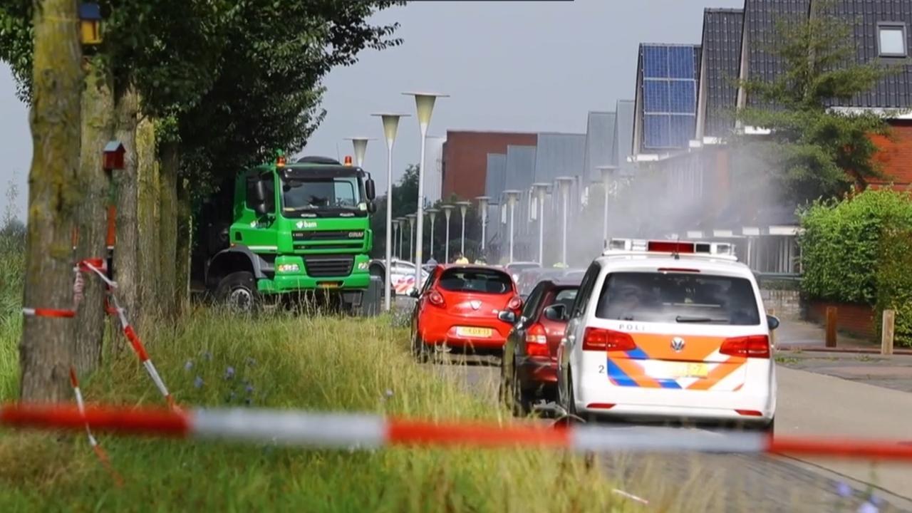 Tientallen huizen ontruimd door gaslek in Zwolle