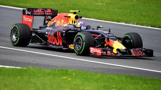 Vijfde tijd voor Verstappen in laatste vrije training voor GP Oostenrijk