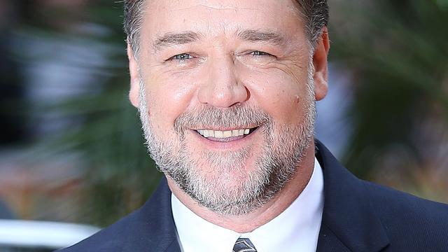 Russell Crowe is gestopt met stunts uitvoeren