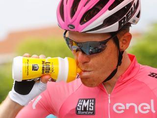 Nog twee zware bergritten in slotweek Ronde van Italië