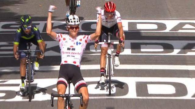 Fransman Barguil wint Touretappe op feestdag