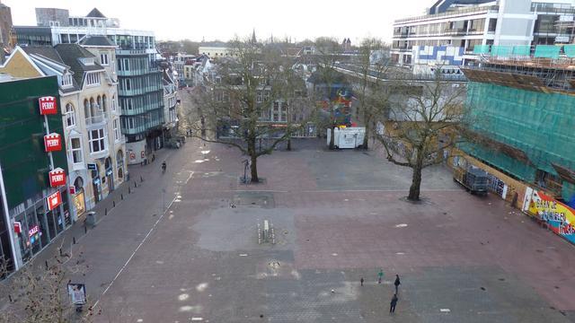 Gemeente neemt half jaar langer de tijd voor herinrichting Vredenburgplein