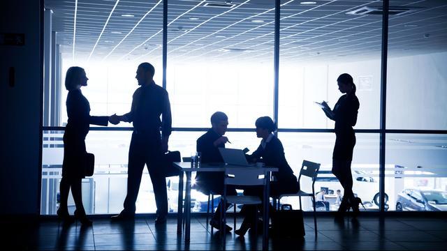 'Financiële sector heeft moeite met aantrekken vrouwelijke medewerkers'