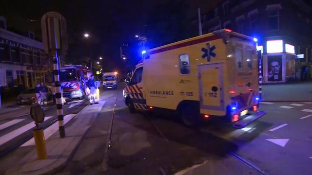 Dode en zwaargewonde bij ongeluk met scooter in Rotterdam
