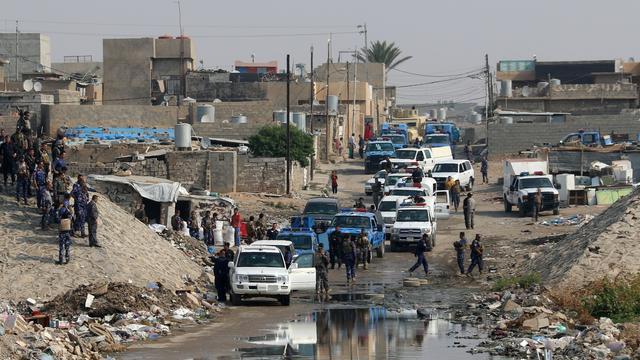'Honderden soennitische gezinnen worden uit Kirkuk verjaagd'