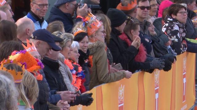 Tilburg is klaar voor komst koninklijke familie