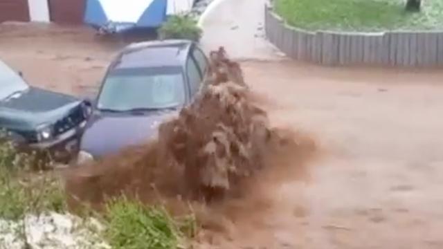 Doden na overstromingen door noodweer in zuidwesten van Duitsland