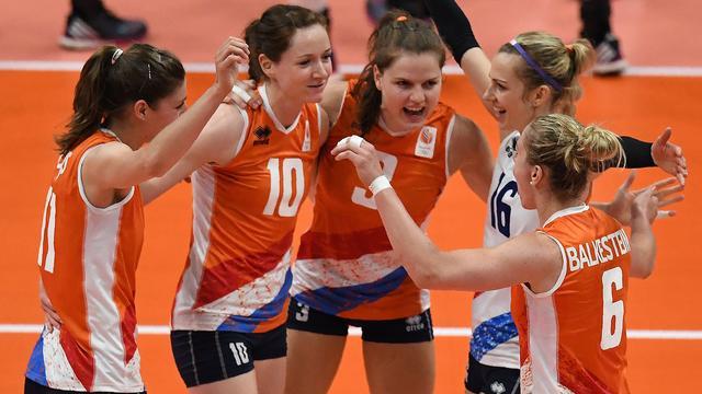 Volleybalsters winnen ook tweede wedstrijd in World Grand Prix