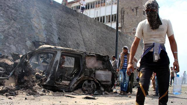 Staakt-het-vuren tussen rebellen en regeringstroepen Jemen ingegaan