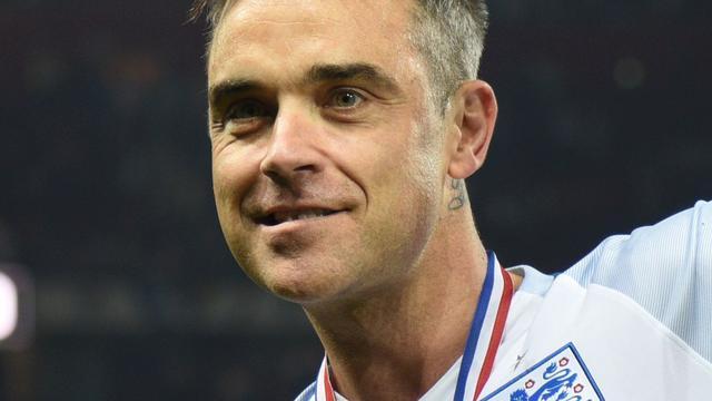 Robbie Williams heeft last van artritis in zijn rug