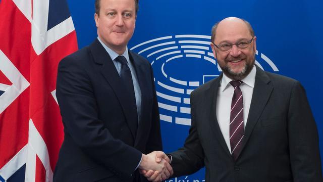 Geen garantie steun EU-parlement bij Brits akkoord