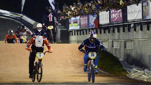 Kimmann kan leven met zilveren medaille op WK BMX