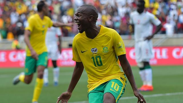Serero scoort voor winnend Zuid-Afrika, geen debuut Veldwijk