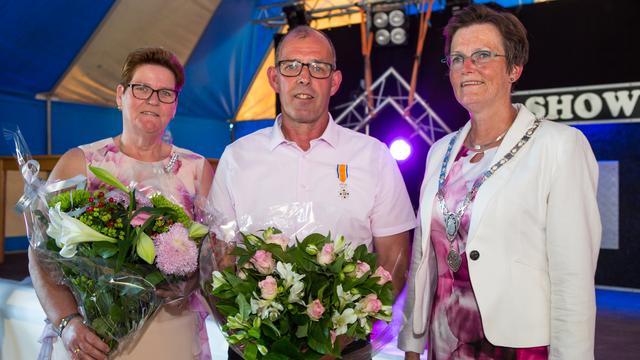 Jan Zuidweg uit Sint Philipsland krijgt koninklijke onderscheiding
